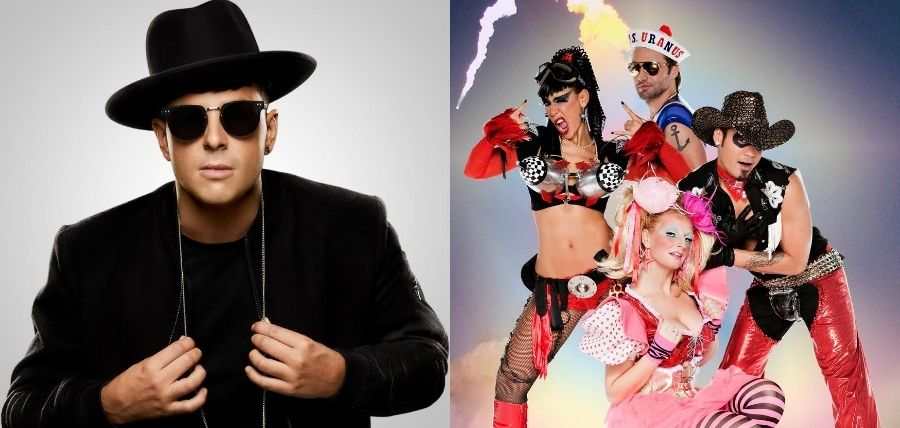 Timmy Trumpet teams up with Vengaboys on summer rendition of 'Up ...