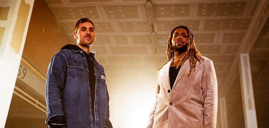 Sleepwalkrs Links Up With MNEK On New Hot Single 'More Than Words'